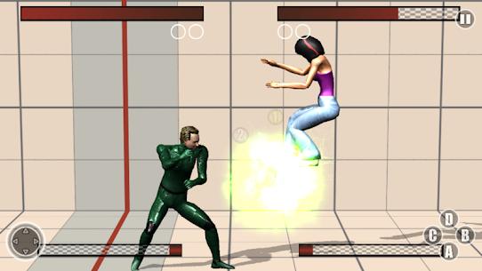 Taken 5 – Fighting Game 2