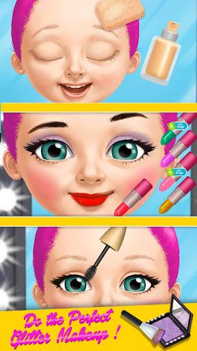 Sweet Baby Girl Pop Stars - Superstar Salon & Show 3.0.10004 screenshots 3