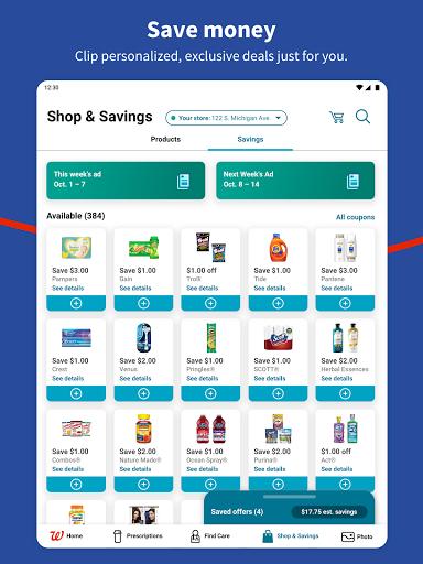 Walgreens android2mod screenshots 10