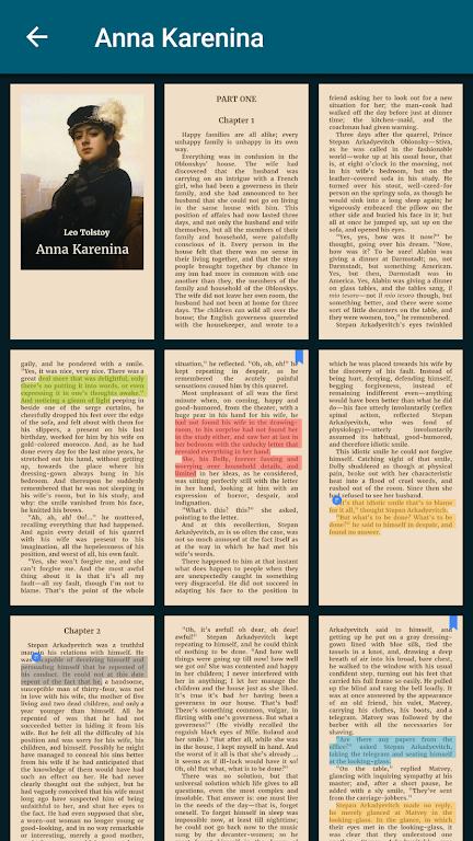 ReadEra Premium - book reader pdf, epub, word poster 4