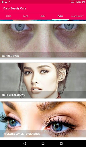 Daily Beauty Care - Skin, Hair, Face, Eyes  Screenshots 10