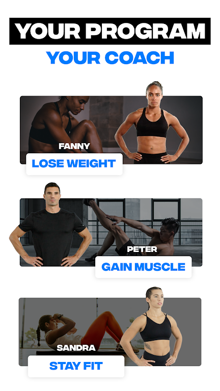 Fitness Coach  poster 0