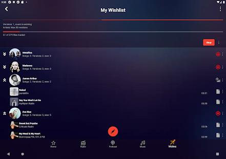 Audials Play Pro – Radio & Podcasts Screenshot
