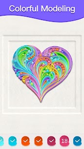 Paper Quilling Art: Color For Pc – Free Download For Windows 7, 8, 10 Or Mac Os X 2
