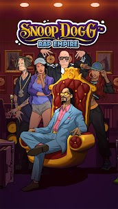 Snoop Dogg's Rap Empire MOD APK 1.27 (Unlimited Money) 1