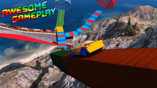 Superhero cars racing  screenshots 3