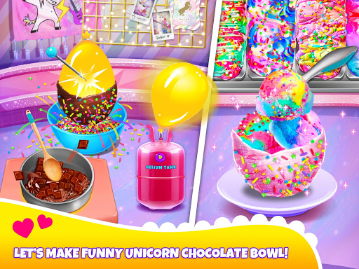 Unicorn Chef: Cooking Games for Girls 5.0 screenshots 2