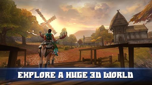 Celtic Heroes - 3D MMORPG  screenshots 7