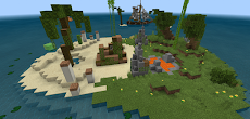 Maps for Minecraft PE: skyblock survivalのおすすめ画像3