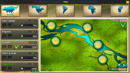 World of Fishers, Fishing game 284 screenshots 7