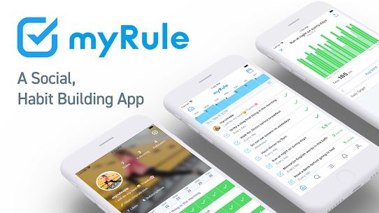 myRule: Habit Tracker Goal For Pc | Download And Install  (Windows 7, 8, 10 And Mac) 1
