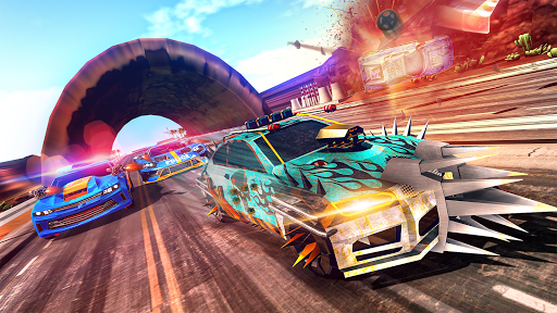 Police Highway Chase Racing Games - Free Car Games 1.3.8 screenshots 1