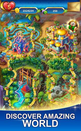 Lost Jewels - Match 3 Puzzle  screenshots 8