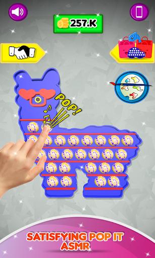 Fidget Trading! Pop it fidget toy 3d ASMR apkpoly screenshots 4