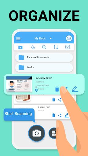 Scanner Go- PDF Scanner, PDF Maker, Camera Scanner apktram screenshots 4