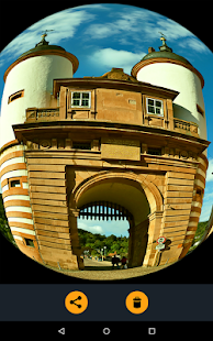 Fisheye Lens Pro Screenshot