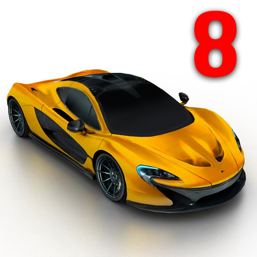 Furious Car Parking-Car Driving & Parking Game