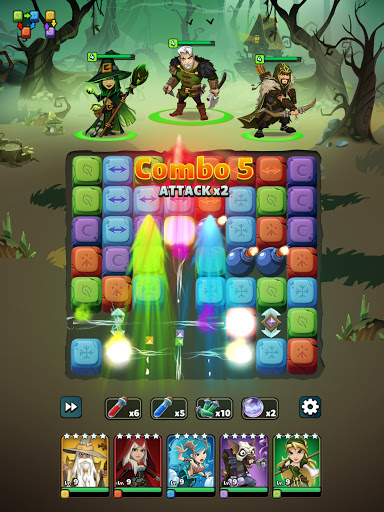 Fable Wars: Epic Puzzle RPG 0.24.0 screenshots 11