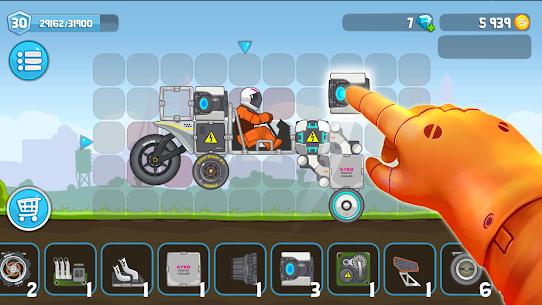 RoverCraft Mod Apk 2021 – [Your Space Car Mod + Unlimited Coins] 2