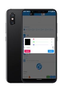 Radii-Sketchware UI designer 45 screenshots 4