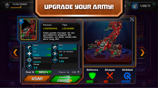 Steel Wars Royale - Multiplayer Strategy Game  screenshots 2