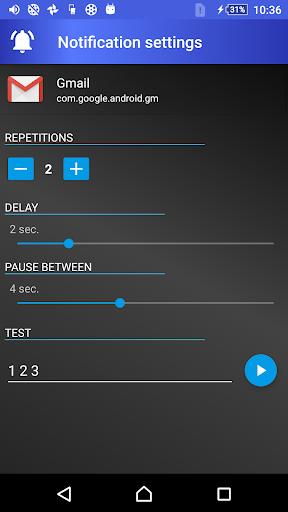 Speak Who is Calling - read notifications aloud apktram screenshots 4