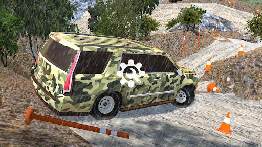 Car Simulator Escalade Driving 1.2 screenshots 16