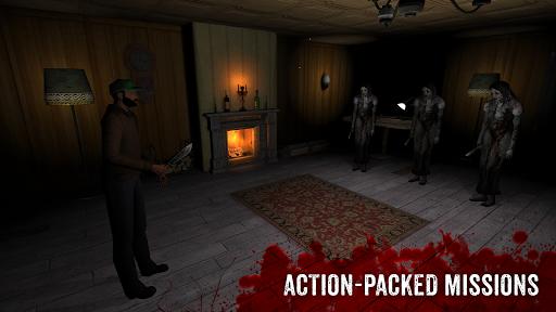 The Fear 3 : Creepy Scream House Horror Game 2018 2.1.1 screenshots 22