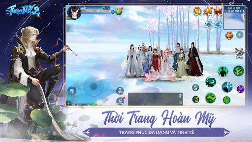 Thiu1ec7n Nu1eef 2 - 4th Anniversary apkdebit screenshots 4