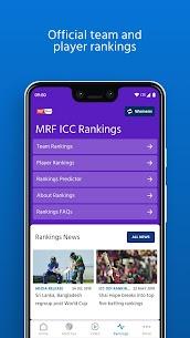 ICC – Live International Cricket Scores & News 5
