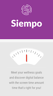 Siempo - A Launcher for Humans Screenshot
