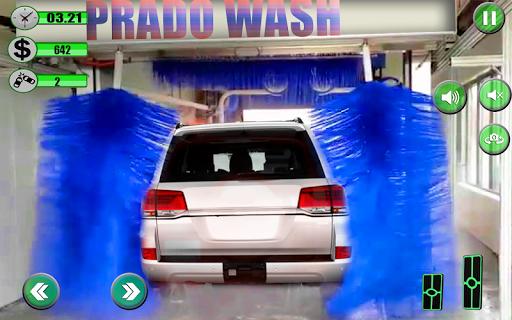 Prado Car Wash Service: Modern Car Wash Games modavailable screenshots 3