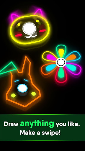 Draw Finger Spinner 1.1.5 screenshots 3