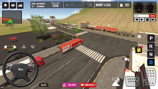 IDBS Truck Trailer 4.0 screenshots 1
