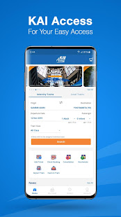 KAI Access: Train Booking, Reschedule, Cancelation 4.6.1 Screenshots 5
