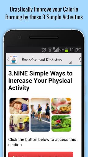 Beat Diabetes modavailable screenshots 2