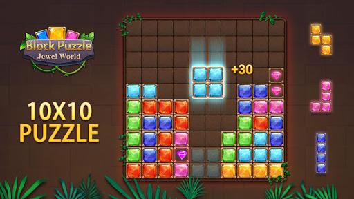 Block Puzzle - Jewels World  screenshots 23