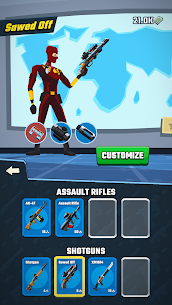 Agent Action Mod Apk 1.6.1 (Inexhaustible Banknotes + Endless Bullets) 4
