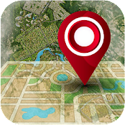 Live GPS Satellite View Maps & Voice Navigation