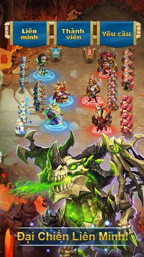 Castle Clash: Quyu1ebft Chiu1ebfn-Gamota 1.5.5 Screenshots 5
