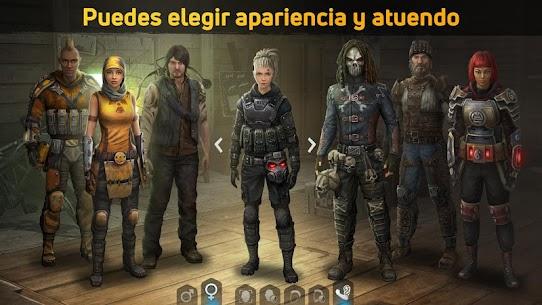 Dawn of Zombies: Survival (Supervivencia Online) 1