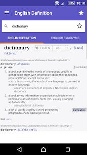WordReference.com dictionaries 4.0.41 Apk 2
