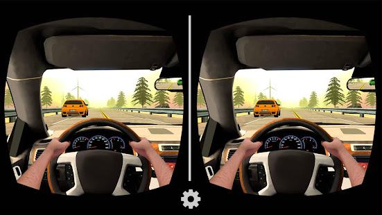VR Traffic Racing In Car Driving: 360 Virtual Game 1.0.26 Screenshots 7