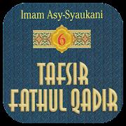Tafsir Fathul Qadir Jilid 6