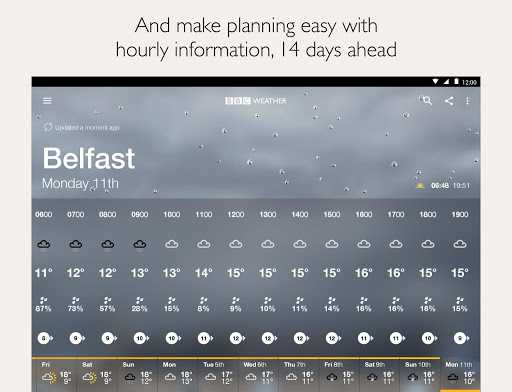 BBC Weather  Screenshots 10