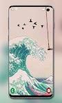 screenshot of Aesthetic Wallpaper - Cute Girly Wallpaper