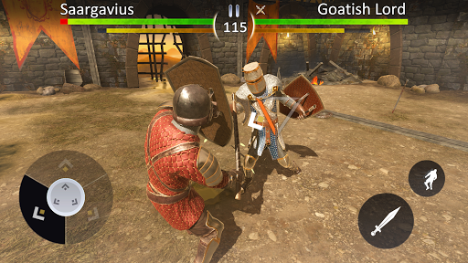 Knights Fight 2: Honor & Glory apkpoly screenshots 1