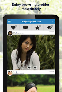 HongKongCupid - Hong Kong Dating App 4.2.1.3407 APK screenshots 10