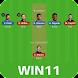 WIN11 - (Fantasy Teams Predictions & Teams)