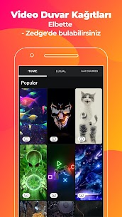ZEDGE Premium Apk Güncel 2021* 5